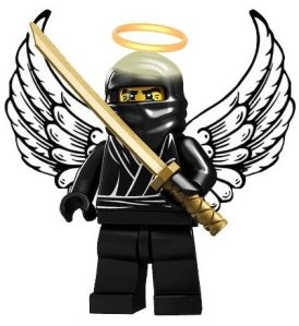 ninja angel image