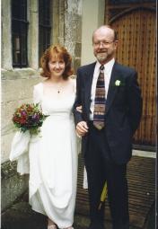 Karen & Dad